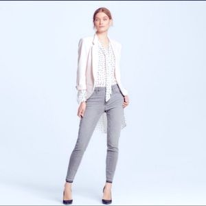 Mossimo  gray High Rise jeggins /Jeans Size: 14